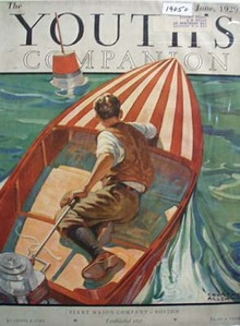 Youth's Companion  Magazine Cover 1929