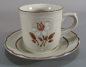 Hearthside Cumberland Mayblossom Cup and Saucer