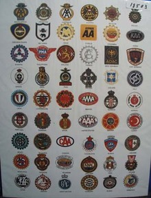 Automobile Association Logo 54