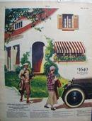 Nash The Special Sedan Ad 1924