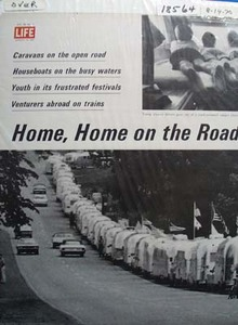 Campers Home On The Road Article 1970