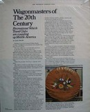 Campers Wagonmasters 20th Century Article 1973
