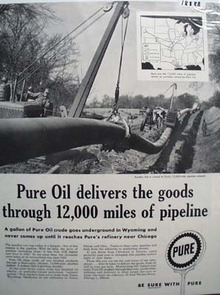 Be sure with Pure Ad  1957.