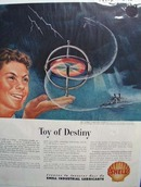 Shell lubricants what the industry relies on Ad 1946