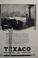 Texaco Americans clear chose Ad 1924