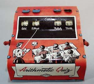 Wolverine Arithmetic Quiz machine.