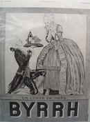 Byrrh Un Conte De Noel Ad 1932