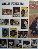 Willie Mays card collection Ad 1972.