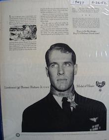 U. S. savings bonds Ad 1952.