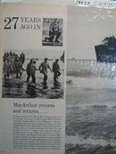 MacArthur returns Ad 1972.