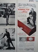 Allen Karpet Squares & Bob Hope Ad 1956