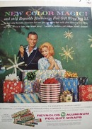 Reynolds Aluminum Color Magic Ad 1960