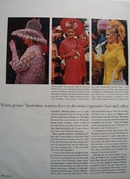 Australian Women & Hats Article 1966