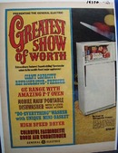 GE Greatest Show of Worth Ad 1968