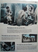 Westinghouse & Your Private Life Ad 1944