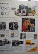 Kodak Open Me First Ad 1960