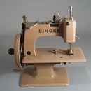 Childs Singer Sewing machine, late 1950