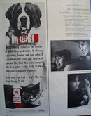 Sergeants flea and tick spray Ad 1966