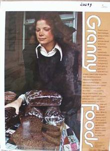 Granny Foods Ad 1972