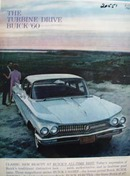 Buick Turbine Drive Ad 1960