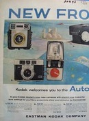 Eastman Kodak Welcomes You Ad 1959