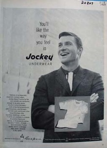 Jockey Youll Like The Way You Feel Ad 1959