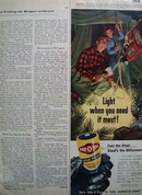 RayOVac Light When You Need It Ad 1958