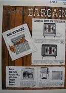 RCA Victor Bargain Bonanza Ad 1964