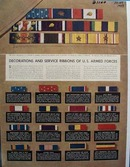 Decorations Service Ribbons US Forces 1943
