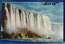 Horseshoe Falls Niagara Postcard