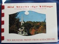 Old Sturbridge Village Sturbridge Mass cards