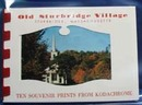 Old Sturbridge Village Sturbridge Mass cards