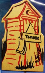 Think Postcard