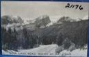 Bear Lake Road Rocky Mt. Nat'l Park Postcard