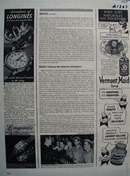 Longine Adventures of Longine Ad 1943