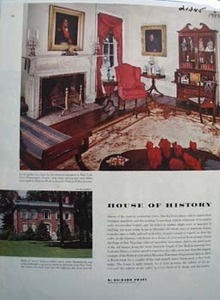 House of History Picture by Pratt 1956