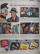 DuPont Anti Freeze Can I Get This Winter Ad 1943
