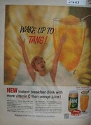 Tang Wake Up To Ad 1959