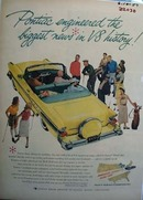 Pontiac Engineered Biggest News Ad 1957