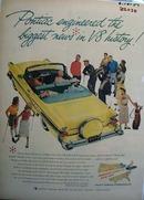 Pontiac Engineered Biggest News Ad 1957