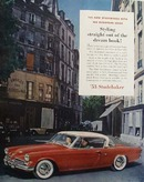Studebaker Out Of Dream Book Ad 1953