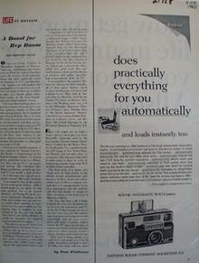 Eastman Kodak Does Practically Everything Ad 1965