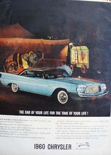 Chrysler Car Of Your Life Ad 1959