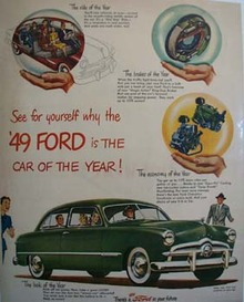 Ford See For Yourself Ad 1948