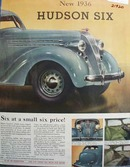 Hudson Now We Can Have A Hudson Too Ad 1935