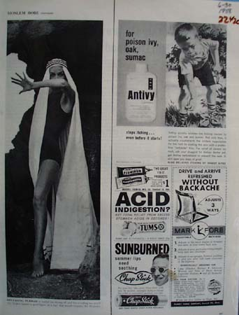 Moslem Robe Ad 1958