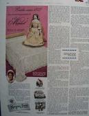 Morgan Jones Bed Spread Ad 1952