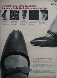 Leathers Industries of America Ad 1965