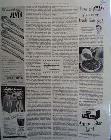 Alvin Silverware Smart To Buy Ad 1952