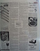 Alvin Silverware Smart To Buy Ad 1952